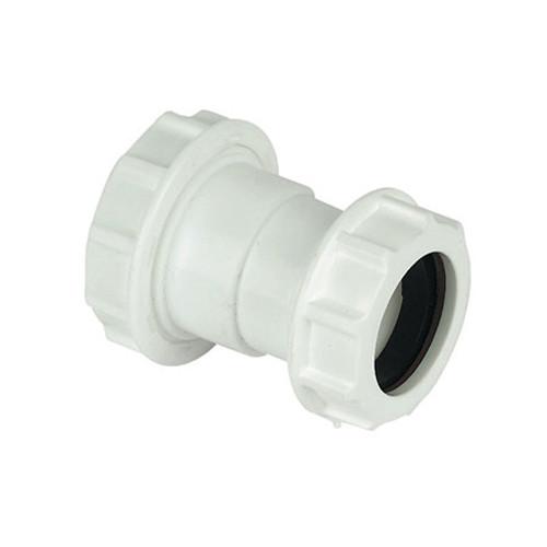 Unicom Compression Reducer 40 - 32mm - White.