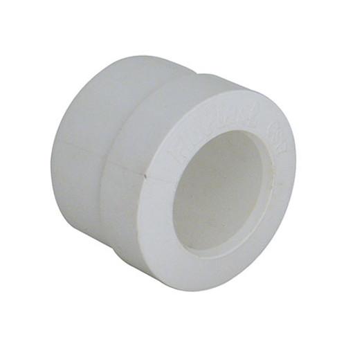 21.5mm Overflow Reducer - White.