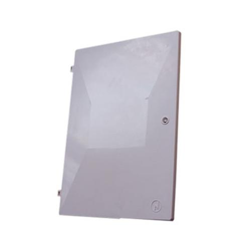 Mitras Electric Meter Box Door - White.