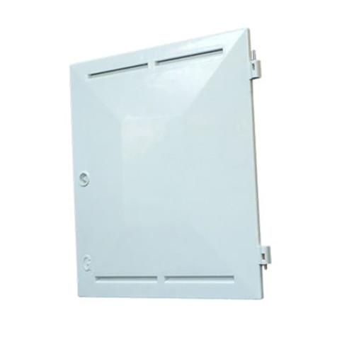 Mitras MK2 Surface Mounted Gas Meter Box Door - White.