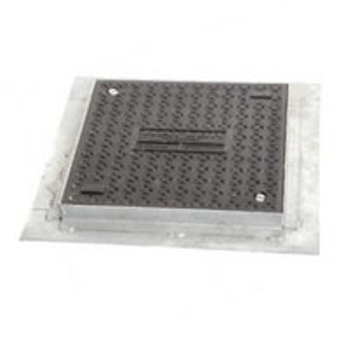 300 x 300mm Composite Access Chamber Cover & Steel Frame