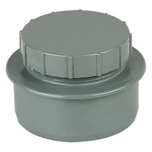 Soil Pipe Screwed Access Cap