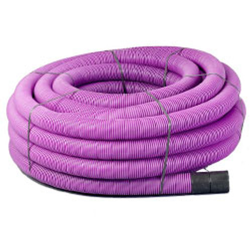 Purple ducting coil.