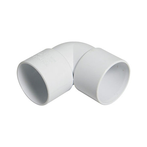 90D White solvent bend.
