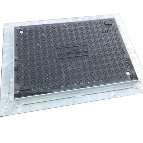 600 x 450mm chamber cover.