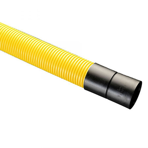 Yellow gas ducting length (6m).
