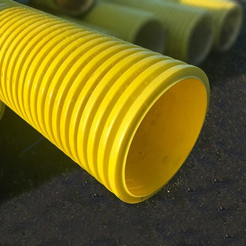 225/266mm Yellow Gas Ducting Length (6m).