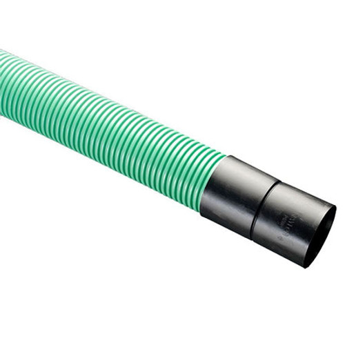 Green cable cctv fibre optic utility ducting (6m)