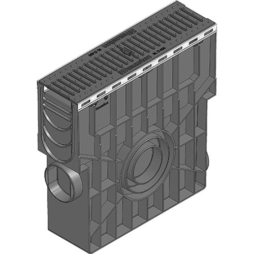RECYFIX PLUS 100 trash box d400