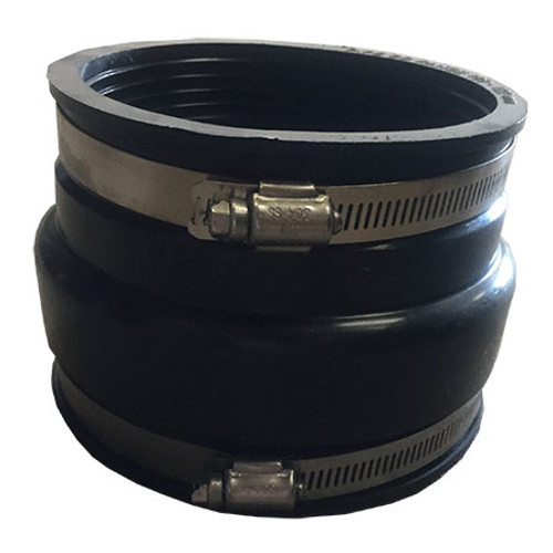 121-137/108-122mm Mission Rubber Adaptor Coupling.