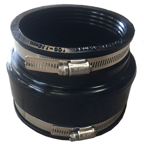121-136/100-115mm Mission Rubber Adaptor Coupling.
