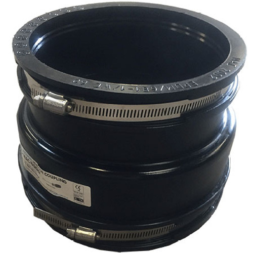 180-200/160-180mm Mission Rubber Adaptor Coupling.
