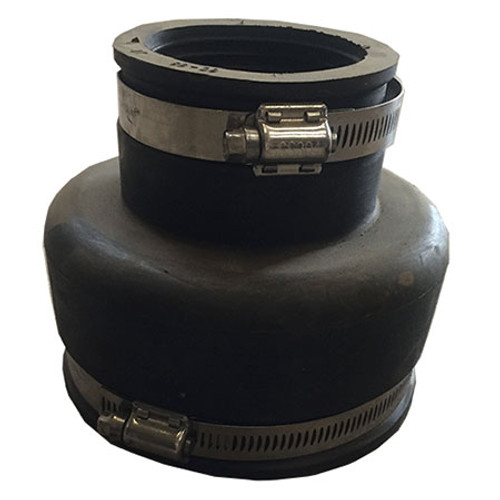 110-122/60-68mm Mission Rubber Adaptor Coupling.
