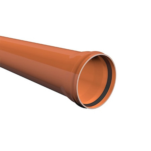 3m x 200mm ULTRA3 Sewer Drainage Pipe