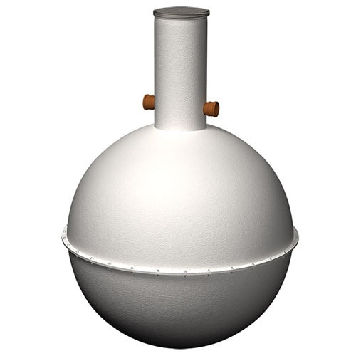 Marsh Euro:Septic Spherical Tank