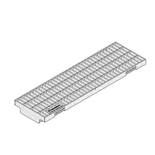 FASERFIX KS100 Mesh Galvanised Grating 500mm. E600 loading.
