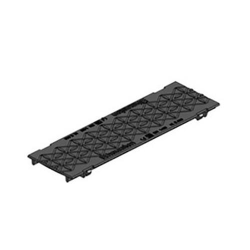 FASERFIX KS100 Solid Ductile Iron Grating 500mm. E600 loading.