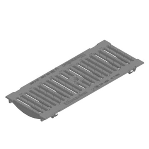 E600 ductile iron grating for FASERFIX KS150.