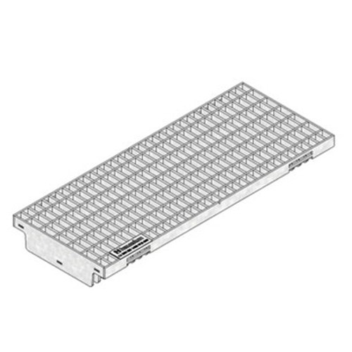 E600 mesh galvanised steel grating for FASERFIX KS150.