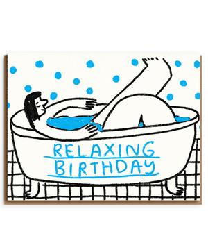 Relaxing Birthday