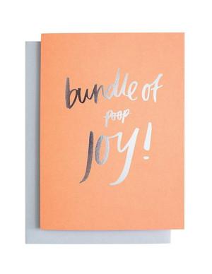 Bundle of Poop Joy Greeting Card