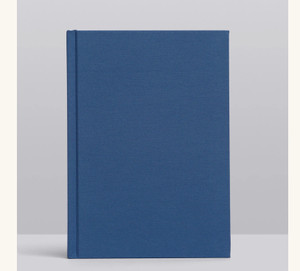 Lined Fabric Journal - 3 colours