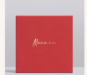 Mama & Me Journal - Dusk