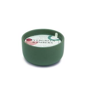 Wabi Sabi Candle - 3.5oz - Evergreen & Embers - Small