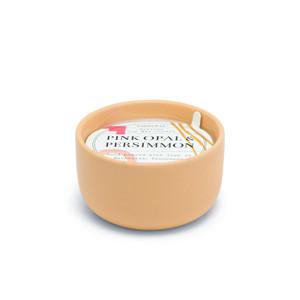 Wabi Sabi Candle - 3.5oz - Pink Opal & Persimmon - Small