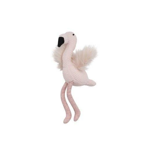 Florence the Flamingo Rattle