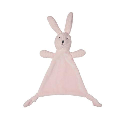 Wild Ones Pink Bunny Comforter