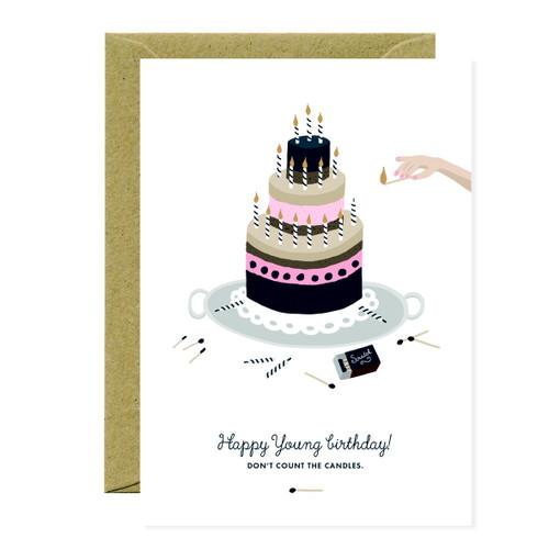 Happy Young Birthday