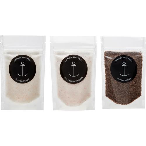 Triple Mini Scrub Pack