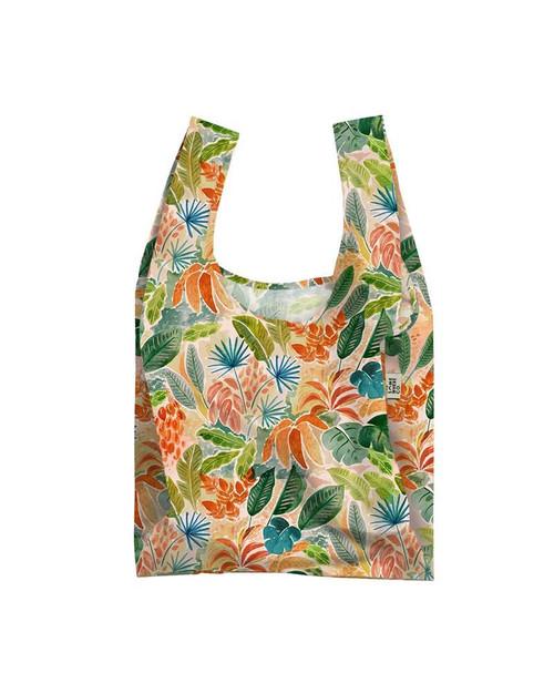 Caribbean Jungle Reuseable Shopping Bag