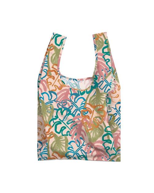 Wild Monstera Reuseable Shopping Bag