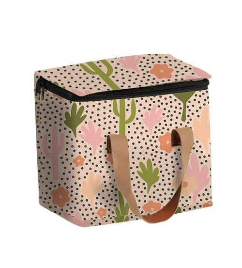 Blooming Cacti M Lunch Bag