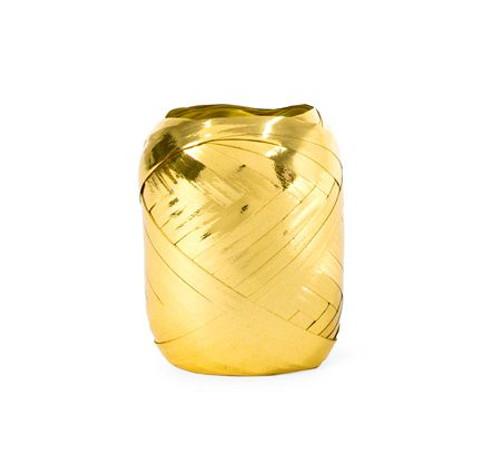 Gold Met Curling Ribbon