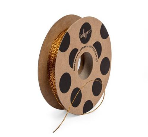 Metallic Copper Cord