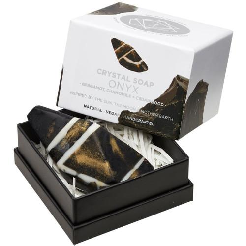 Onyx Crystal Soap