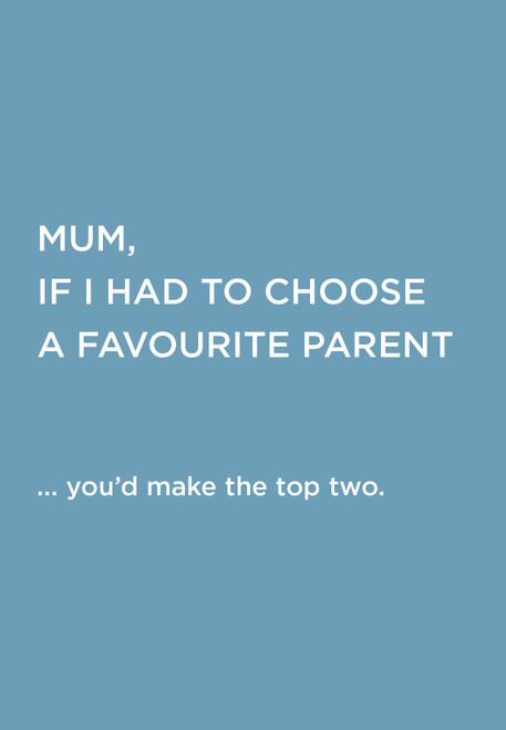 Favourite Parent
