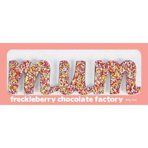 Mum Freckle Chocolate