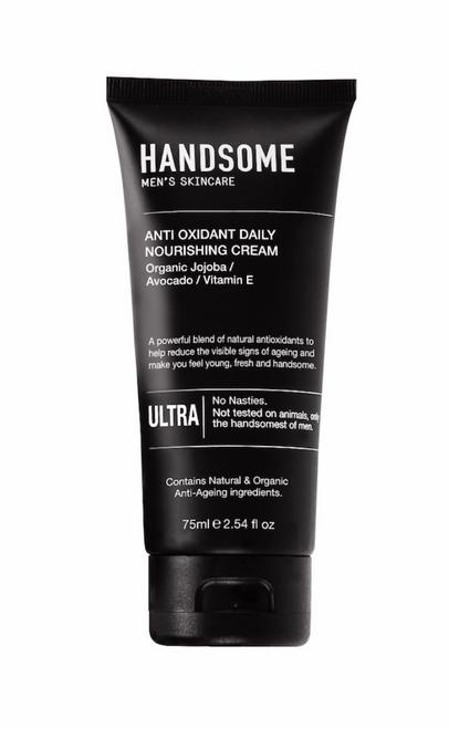 HANDSOME Antioxidant Daily Nourishing Cream is a nourishing cream for men.