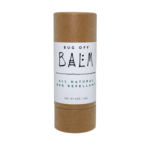 All Natural Bug Off Balm - Bug Repellant - by Vibey Soap Co.