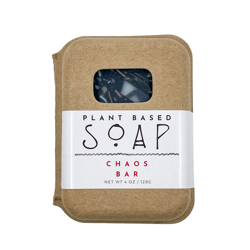 Chaos Plant Based Handcrafted Soap by Vibey Soap Co., Made In Charleston SC