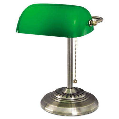 Alera Banker's Lamp - ALELMP557AB