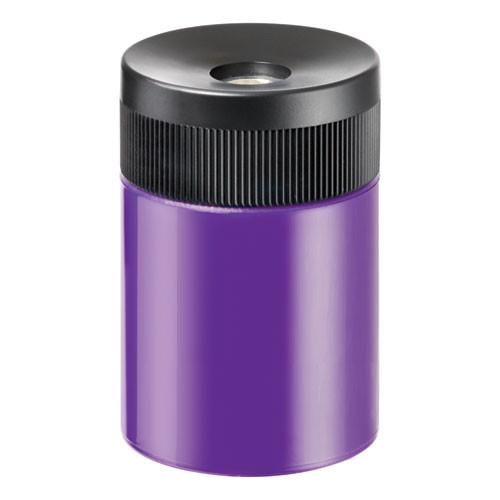 Staedtler Handheld Barrel Pencil Sharpener - STD51163BK