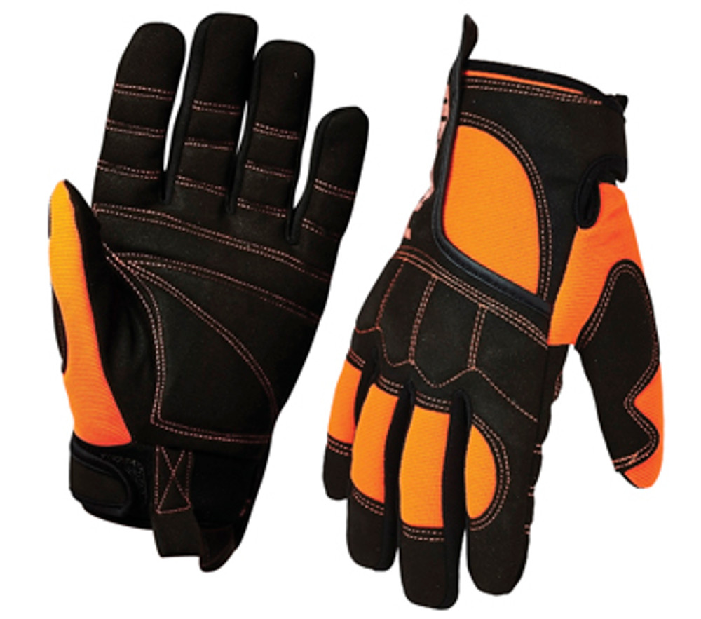 Provibe Anti-Vibration Synthetic GLOVES LARGE