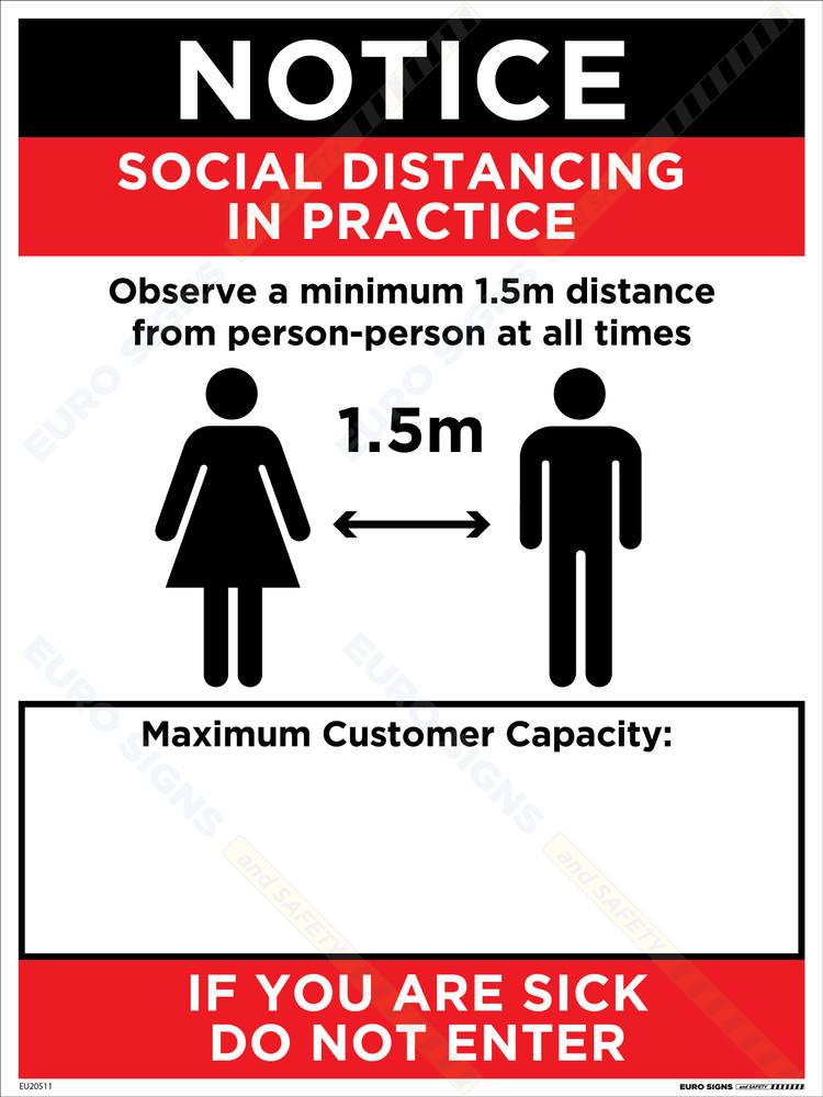 450x600 Social Distancing Max Capacity CORF