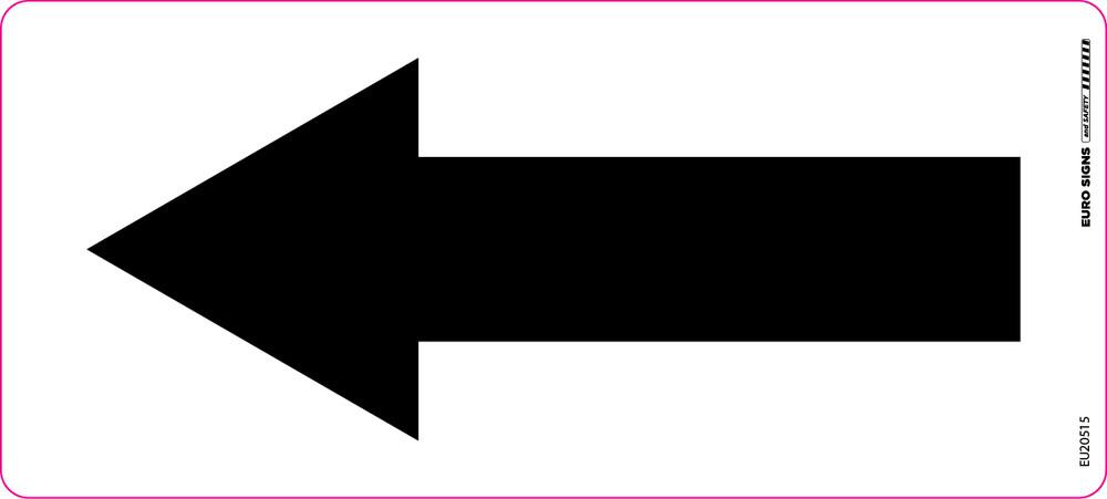 200x90 Arrow Decal