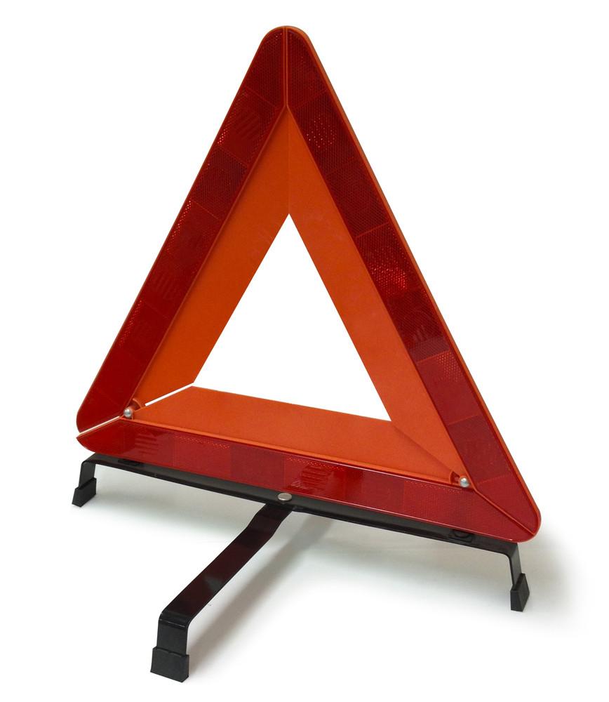 Safety Warning Triangle (Breakdown)